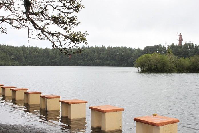 озеро Гран Бассен