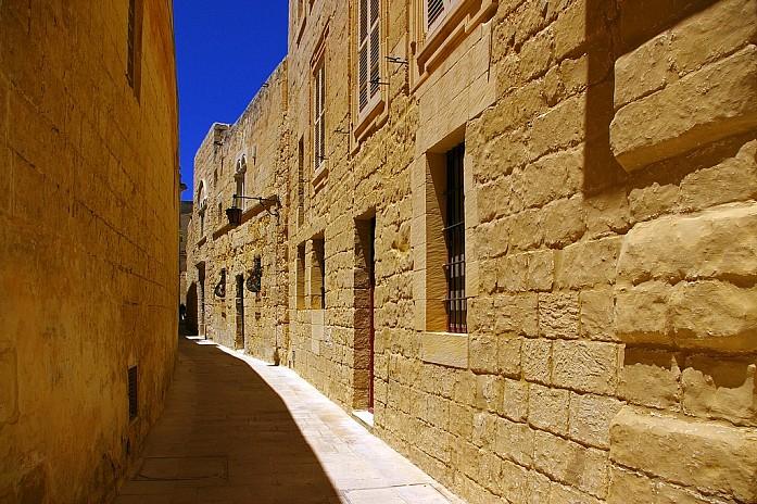 Улицы на Мальте