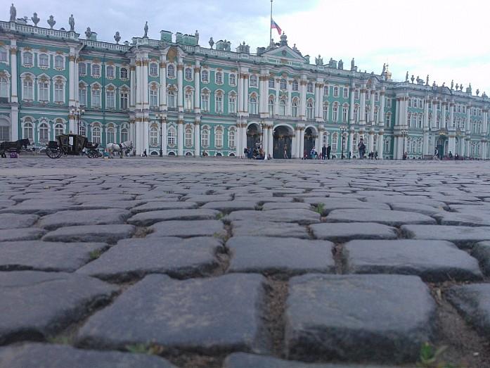 Уникальный взгляд на Санкт-Петербург найти очень трудно