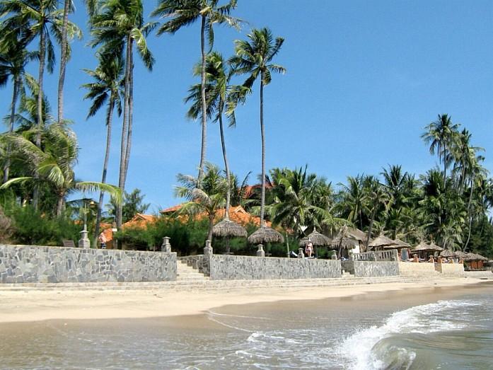 Пляж Муйне