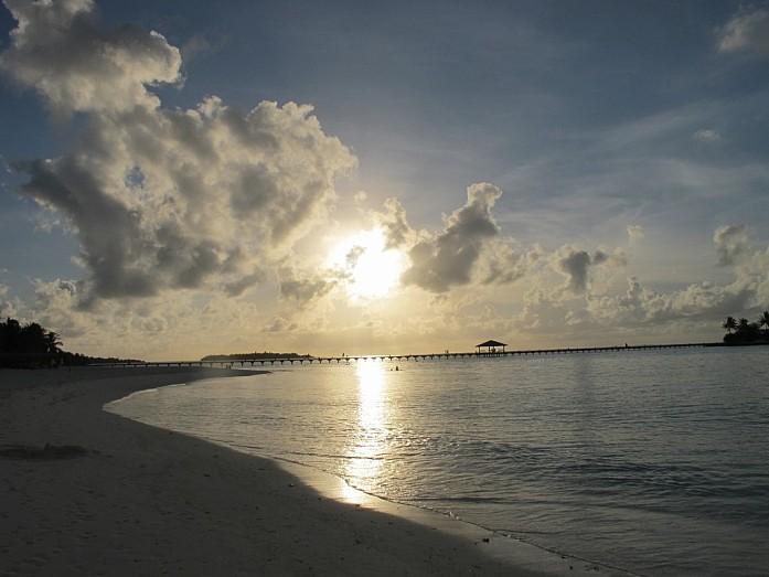 Мальдивы - рай или нечто другое...