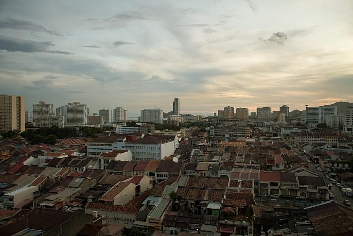Крыши Джорджтауна. Фото - Доронин Кирилл