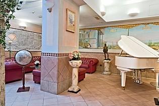 Отель Hotel Alimandi Via Tunisi