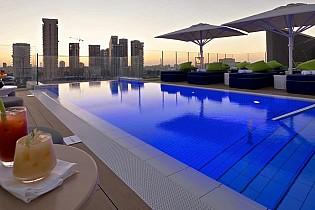 Отель Hotel Indigo Tel Aviv - Diamond District