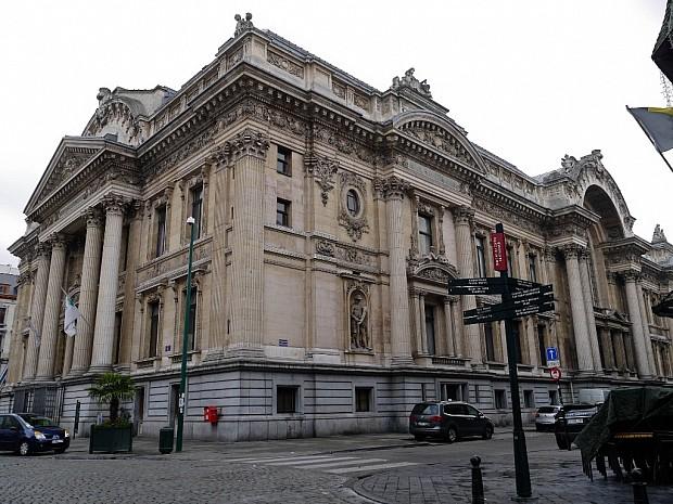 фондовая Биржа Брюсселя