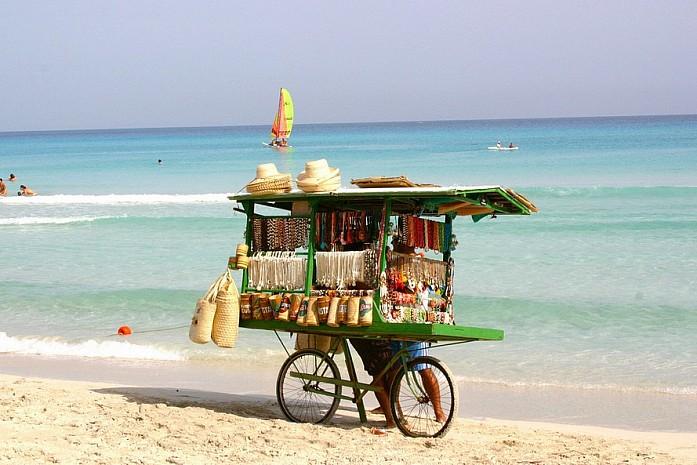 Пляжи на Кубе