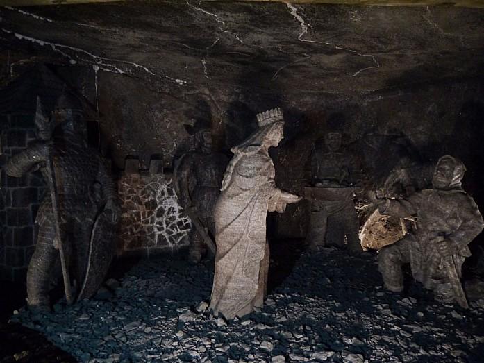 Краков. Соляные шахты Величка и Вавельский замок
