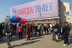 Прогулки по Москве: по Воздвиженке до Смоленки