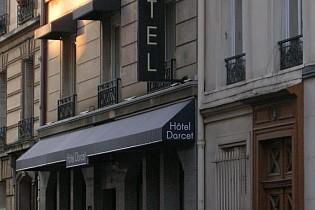 Отель Hotel Darcet