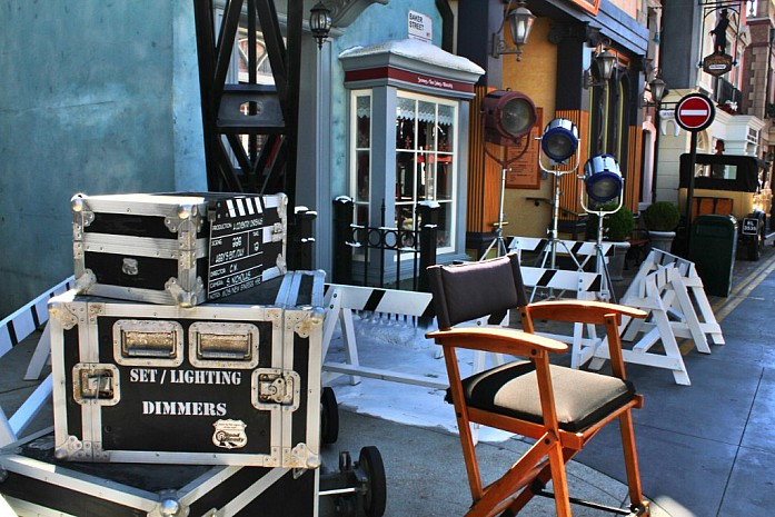 Место для настоящего режиссёра