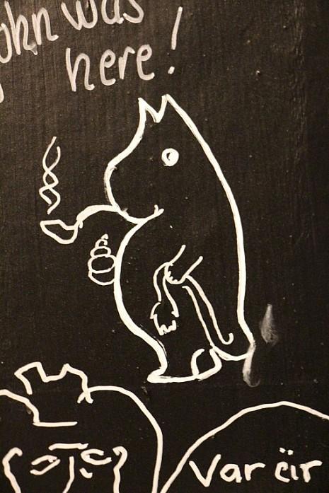 Ну и конечно же финский герой Мумий Тролль