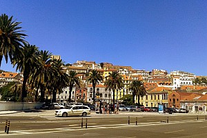 Лиссабон: город, где живёт вдохновение